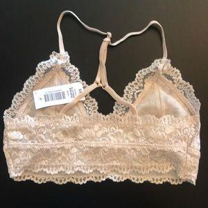 Aritzia Intimates & Sleepwear - Aritzia Renfrew Bralette - Denude - XS
